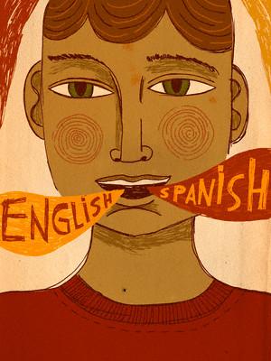 El hemisferio izquierdo del cerebro, clave para el aprendizaje de una lengua