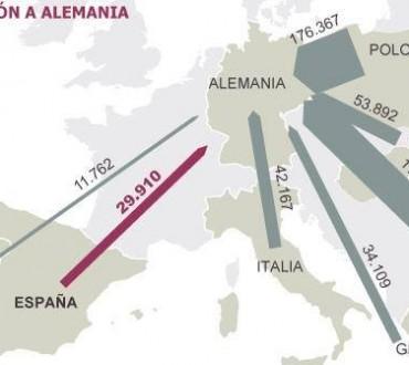Alemania, el reto del idioma ante la ola migratoria