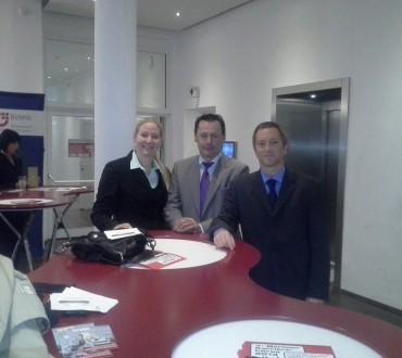 Noraktrad sponsert BVMW meets Spanish Business Club Berlin
