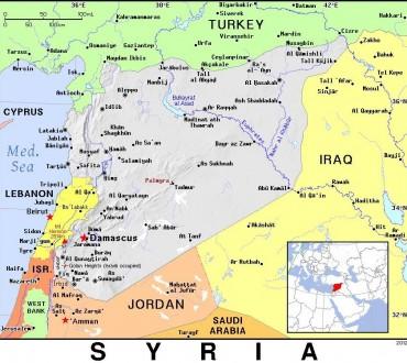 Siria, la cuna del arameo
