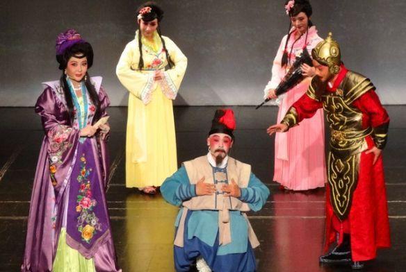京剧唐吉柯德    Don Quijote, estrella de Ópera China