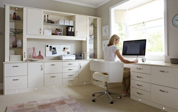 The ideal home office