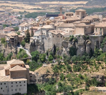 Cuenca, the monumental city