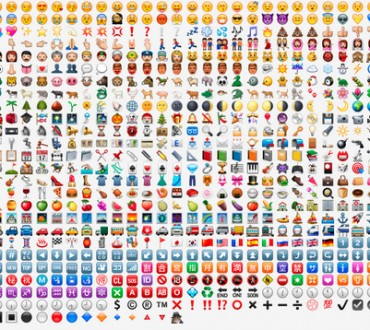 Emojis – speaking without words