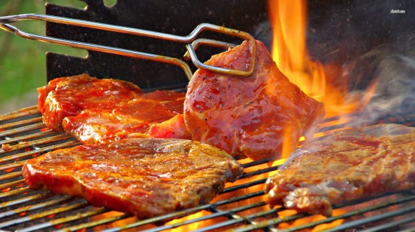 Health hazards of barbecues