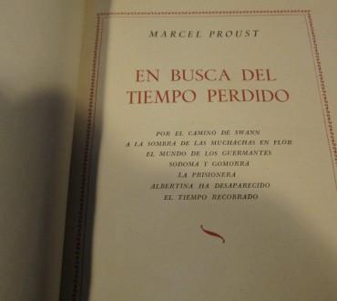EN BUSCA DEL TIEMPO PERDIDO, DE MARCEL PROUST, SE PASA A UNA EDICIÓN MANGA