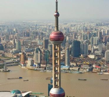 东方明珠广播电视塔 – La Torre Perla Oriental