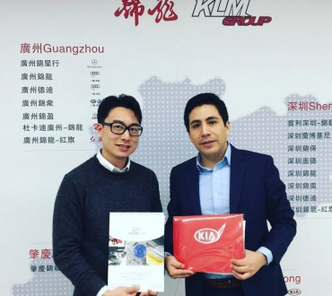 Norak Asia Pacific meets KLMGroup in Hong Hong