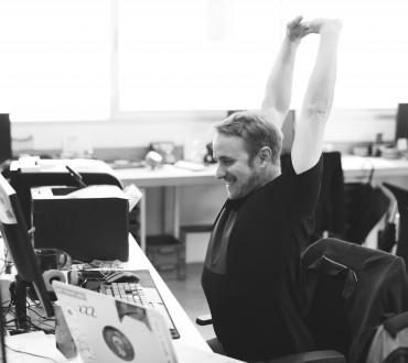 Desk exercise