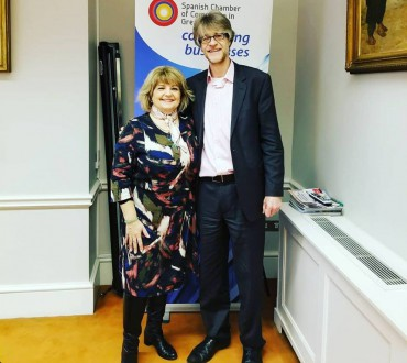 Noraktrad meets Spanish Chamber of Commerce in London