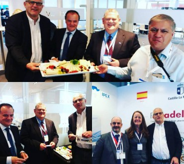 Norak Frankfurt meets Hannovermesse