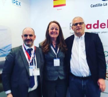 Norak Frankfurt meets IPEX at HANNOVER MESSE.