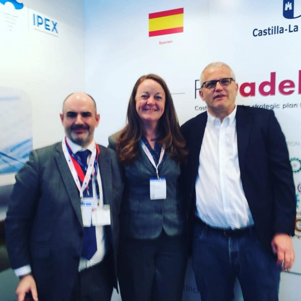 Norak Frankfurt meets IPEX at HANNOVER MESSE.