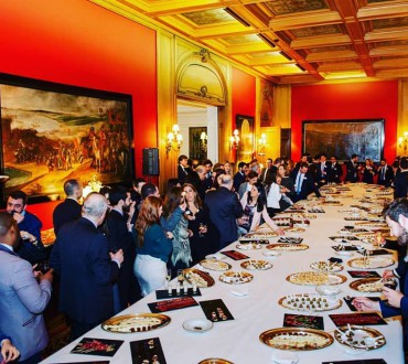 NorakUK meets Annual Golden Award organized by Spanish Chamber of Commerce in Great Britain