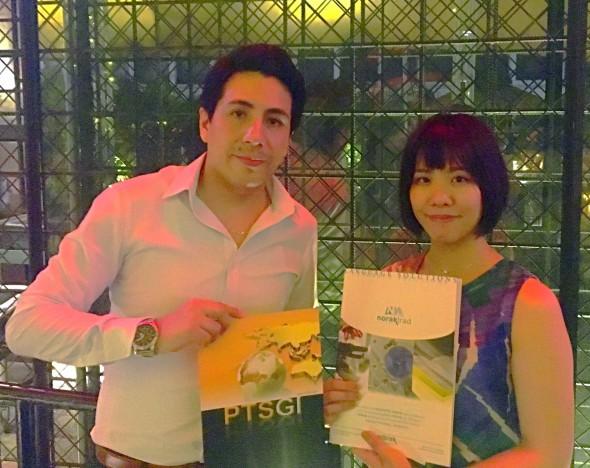 Norak Asia Pacific meets PTSGI-Taiwan