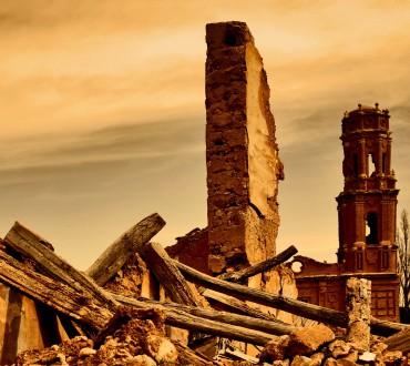 Los cuatro lugares abandonados más curiosos y espectaculares dentro de España