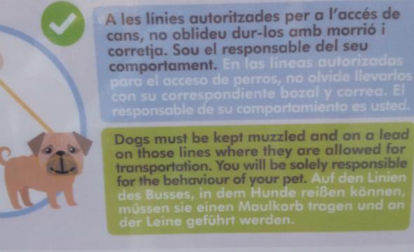 Vorsicht, reißende Hunde!