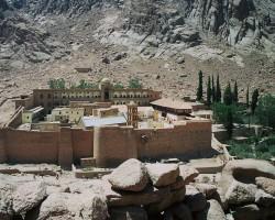 Una de las grandes bibliotecas de la historia: Santa Catalina del Monte Sinaí